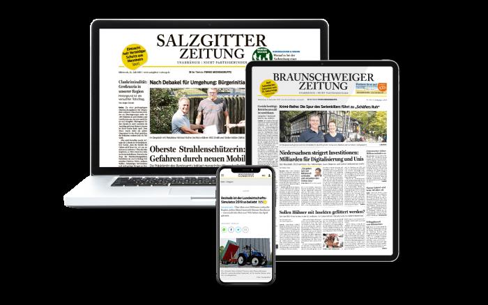 Helmstedter Nachrichten Digital-Paket